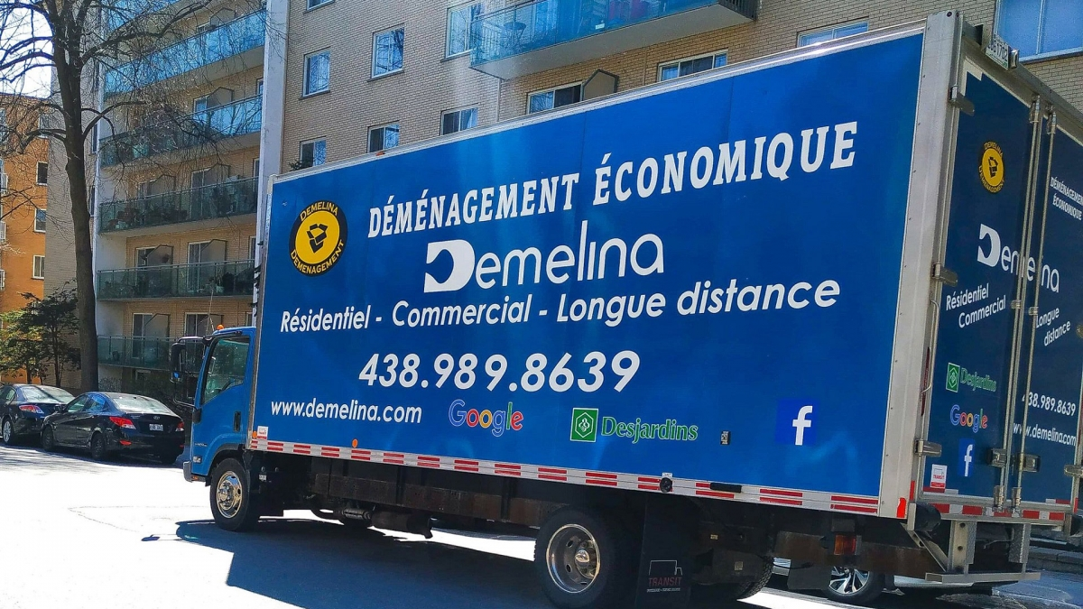 Déménagement Montréal