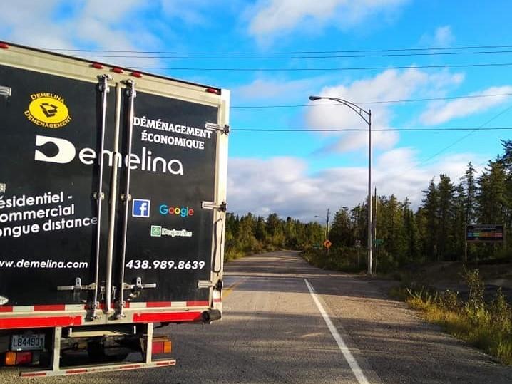 Moving New Brunswick